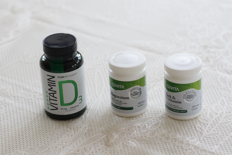 d vitamin och magnesium samtidigt